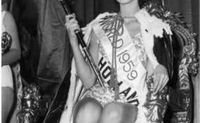 Corine Spier Rottschäfer Netherlands Miss World 1959 Miss Universe World Competitions