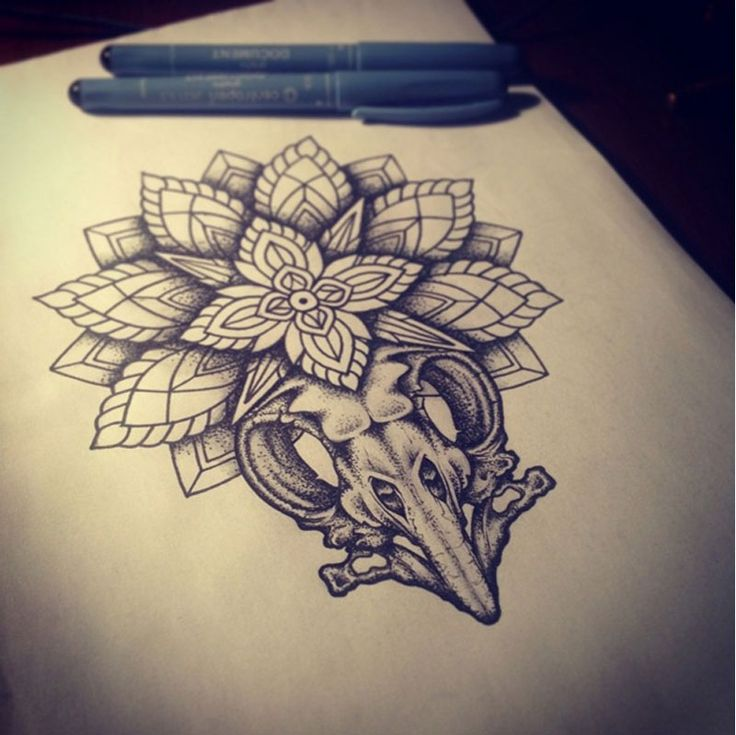 20 Amazing Tattoo sketches that will blow your mind