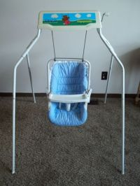 Fischer Price Baby Swing. Fisher Price My Little