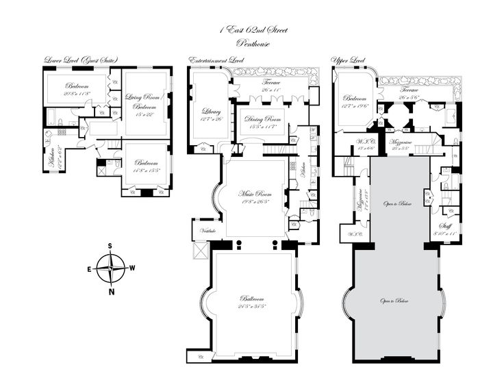 17 Best images about Architect- Drawings and Plans on