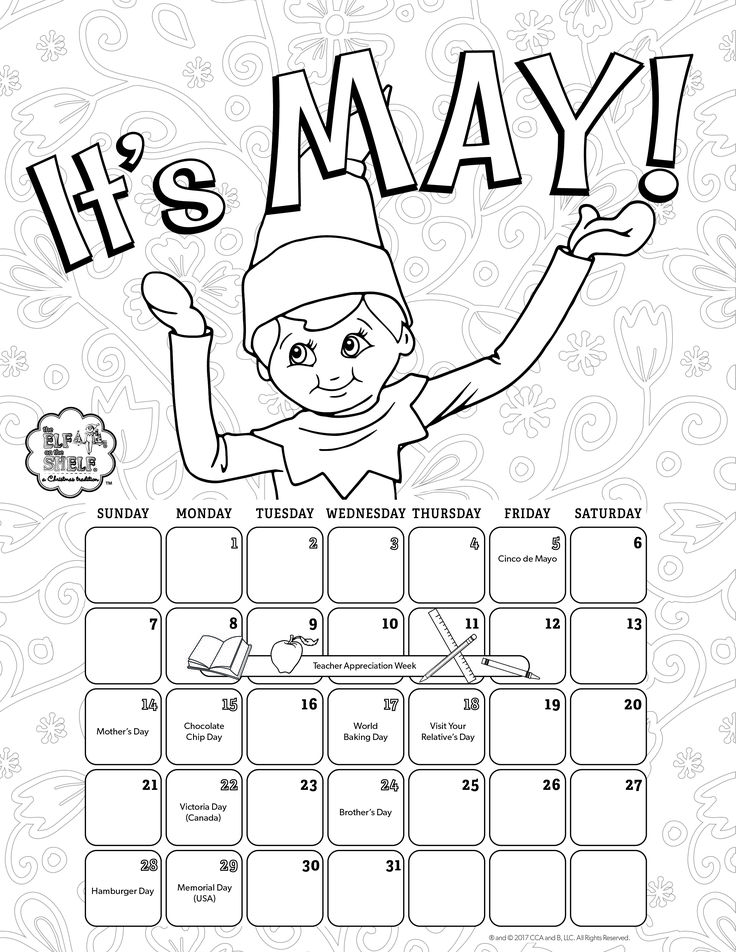 17 Best ideas about Kids Calendar on Pinterest