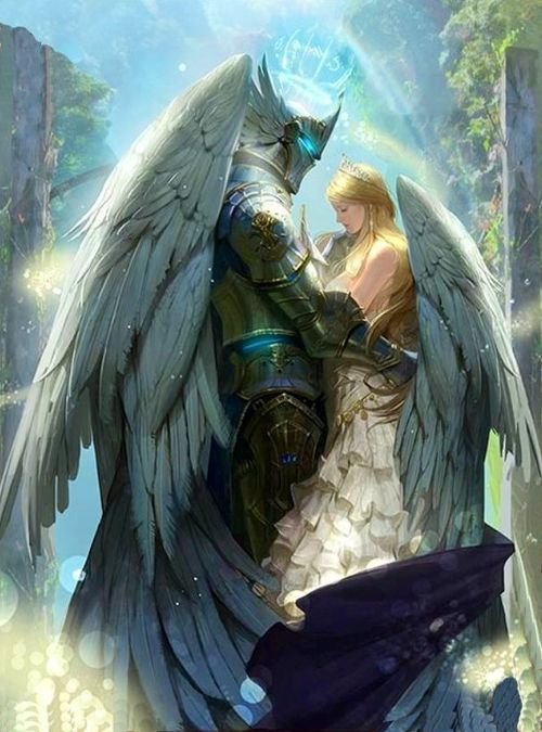 The Legend of Cryptids  Angels  Game Art  Pinterest