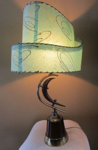 184 best images about Atomic Age Lamps on Pinterest