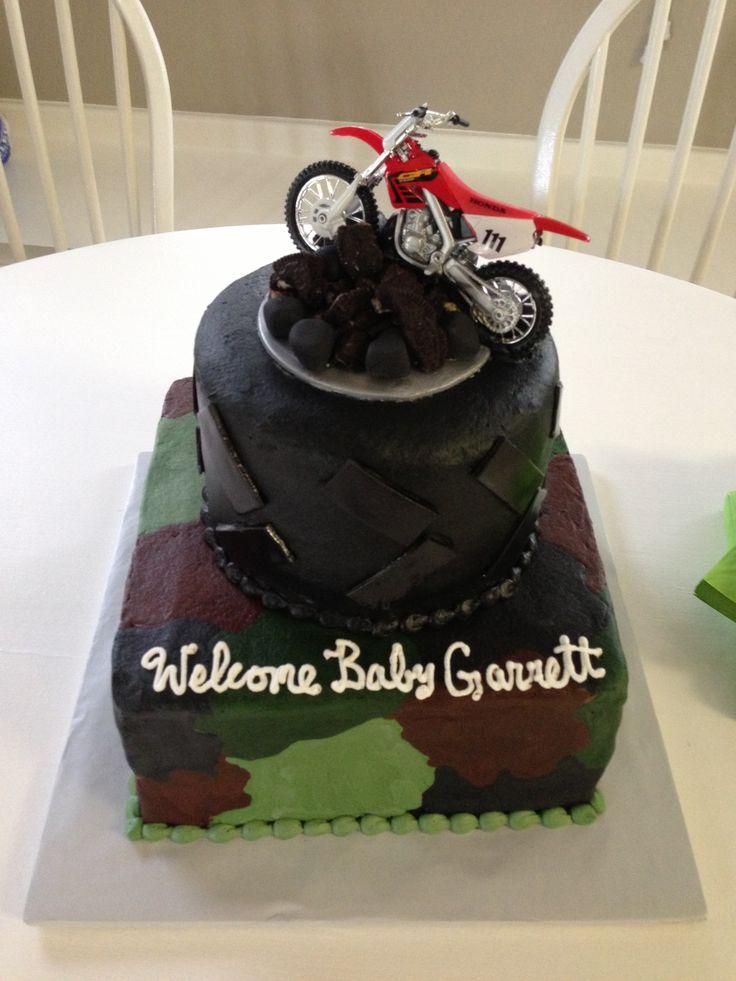 Dirt Bike Cake O Pinterest Dirt Bike Cakes