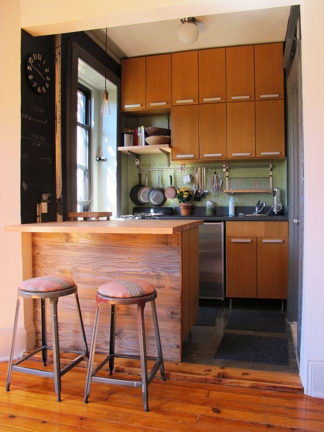 Basement Bar area idea 20x12 Mini Home Kitchen R