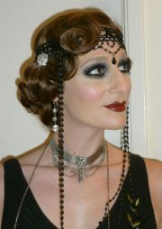 roaring 20s hair ideas
