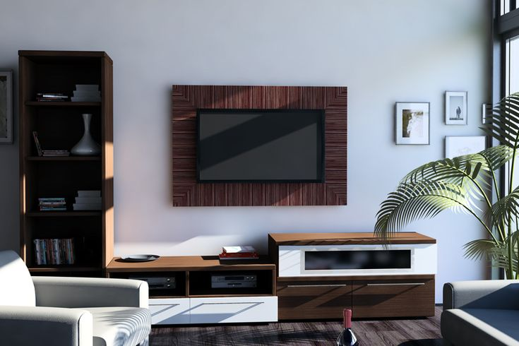 TV Wood Panel TV Wall Panels Amp Exotic Wood
