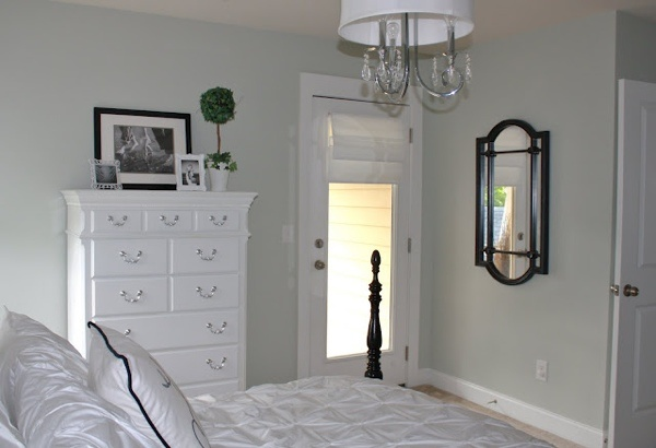 Benjamin Moore night mist  benjamin moore mint  Pinterest  Master bedrooms Colors and