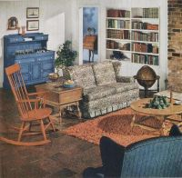 1000+ images about Mid Century Modest: Early American