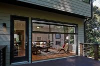 Garage-Door Styles That Work Indoors | Retractable door ...