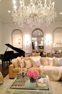 25+ best ideas about Glamorous Living Rooms on Pinterest ...
