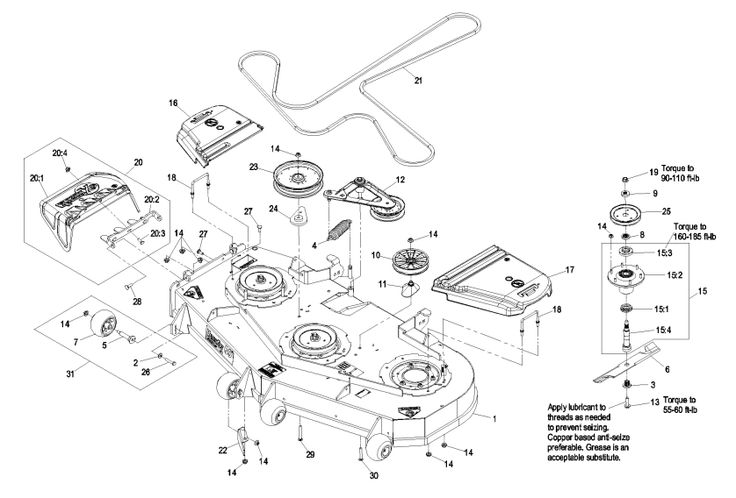 The 25+ best ideas about Toro Lawn Mower Parts on