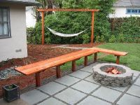 Cheap And Easy Landscaping Ideas   ... Backyard ...