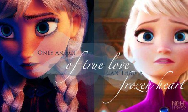 Only An Act Of True Love Will Thaw A Frozen Heart By - Vudi