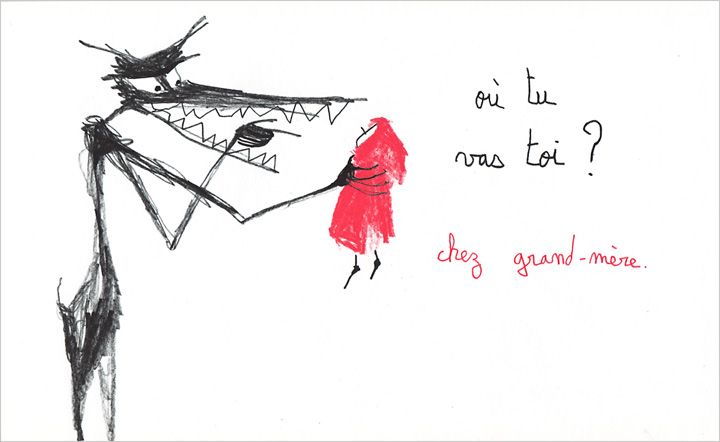 17 Best images about Le petit chaperon rouge on