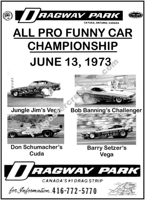 17 Best images about Old Drag Racing Posters on Pinterest
