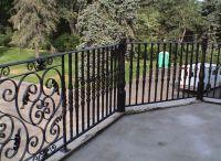 wrought iron railings | Wrought Iron Railing Designs ...
