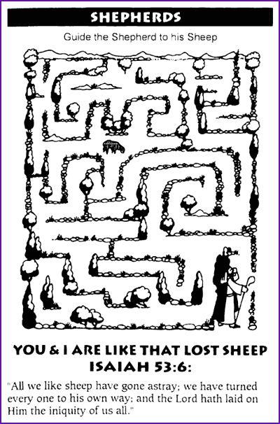 17 Best images about Pray Learn Mazes, Worksheets (General