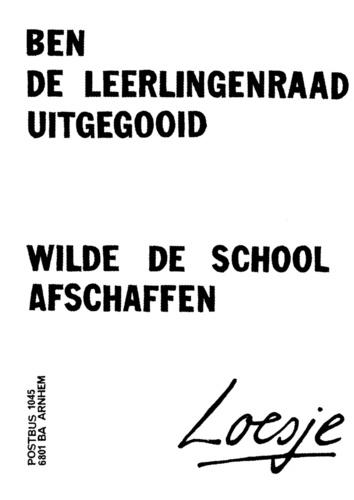 84 best images about Loesje en onderwijs on Pinterest