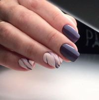 25+ best ideas about October nails on Pinterest | Black ...