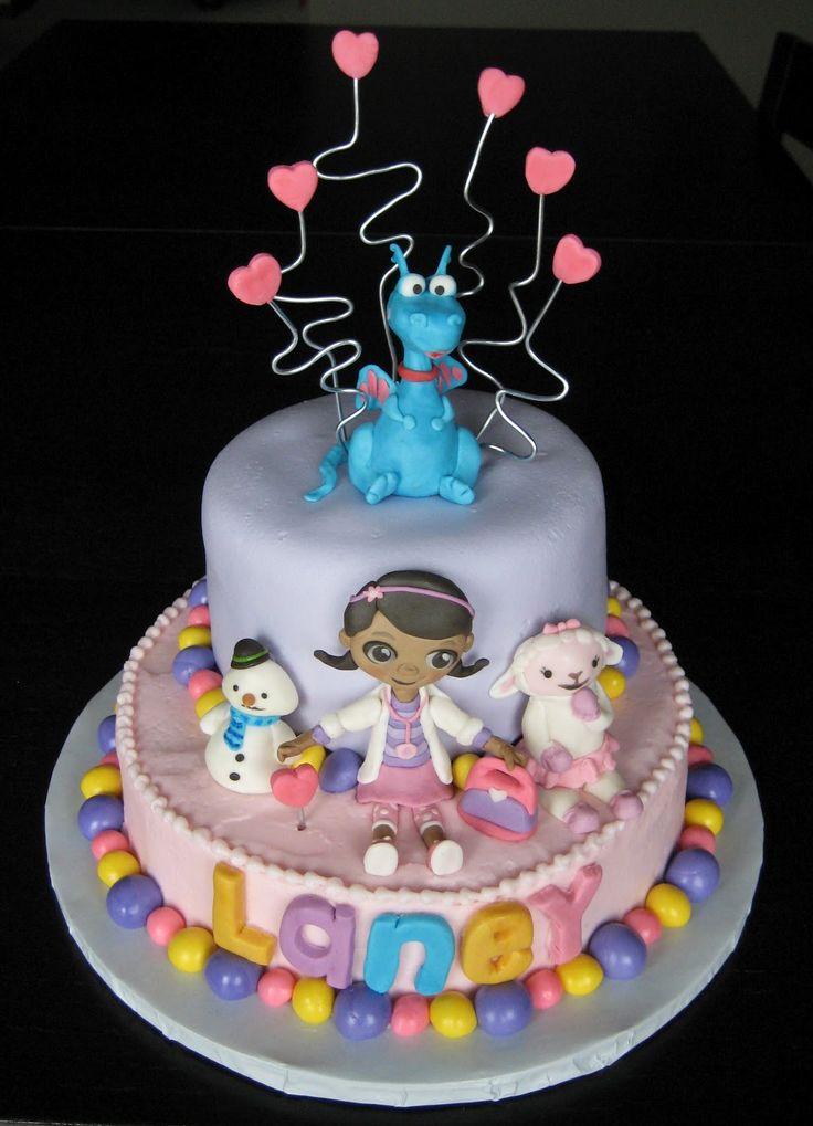 1000 Images About Doc Mcstuffins On Pinterest Cakes
