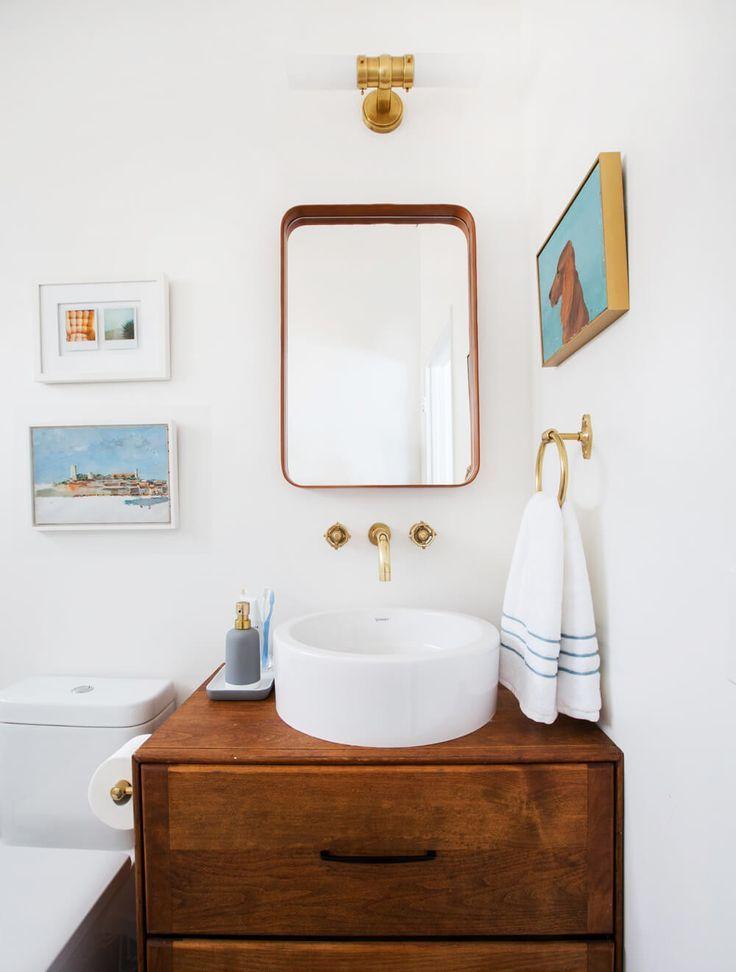 1000 ideas about Small Bathroom Sinks on Pinterest  Bathroom Sinks Bathroom Vanities and