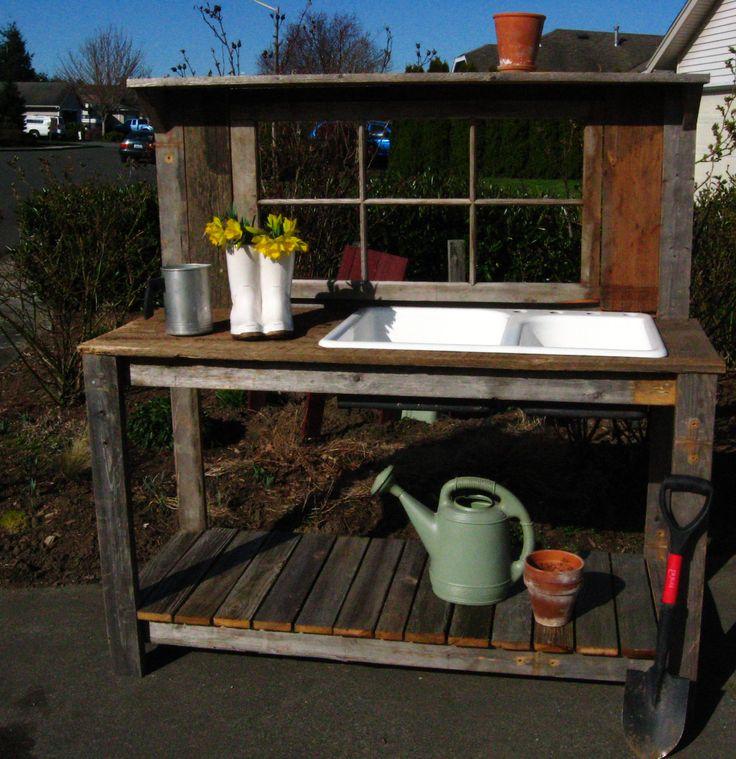 Mobile Garden Sink DIY Projects For Everyone Garden Sink EBay