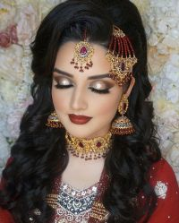 Hair And Makeup For Indian Brides | Saubhaya Makeup