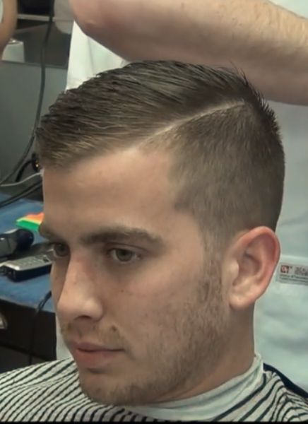 Side Part Barbershops Pinterest Hair Check For! And