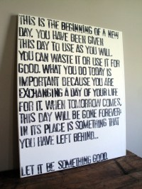 17 Best Quotes On Canvas on Pinterest | Canvas ideas ...