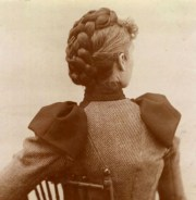 1800's hairstyles