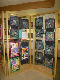 17 Best images about Children's Art Display on Pinterest ...