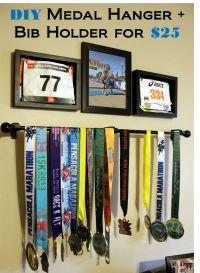 17 Best ideas about Race Bib Holder on Pinterest | Running ...