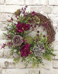 25+ best ideas about Front door wreaths on Pinterest ...