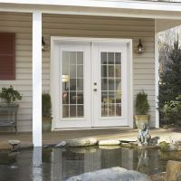 8 foot patio sliding door | Patio doors, including French ...