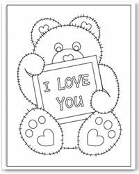 Best 20+ Valentine coloring pages ideas on Pinterest