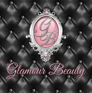 glamour beauty logo design