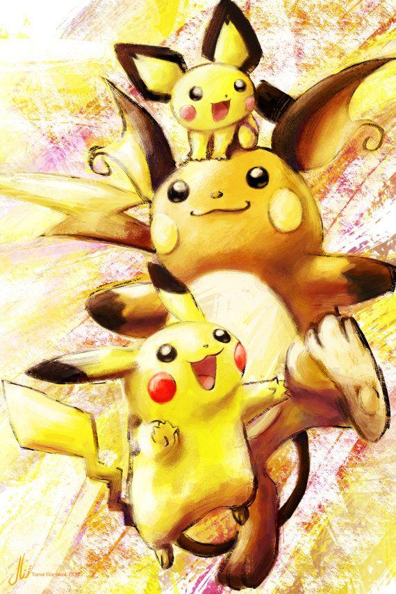 25 Best Ideas About Pikachu Raichu On Pinterest Pichu