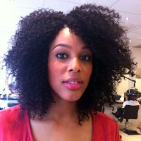 A great way to protect natural hair is with crochet braids ...