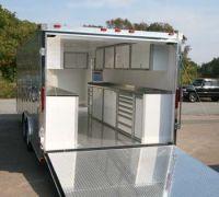 lightweight aluminum storage cabinets   Tools organization ...