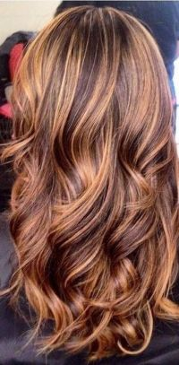 25+ best ideas about Caramel highlights on Pinterest ...