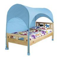 IKEA HIMMELSK Bed Tent | kids | Pinterest | Tent canopy ...