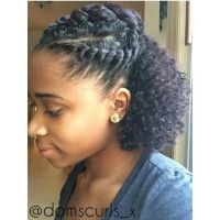 Natural Hair | Hairstyles | Pinterest | Protective styles ...