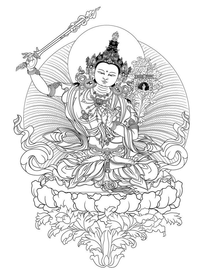 25 Best Ideas About Tibetan Mandala