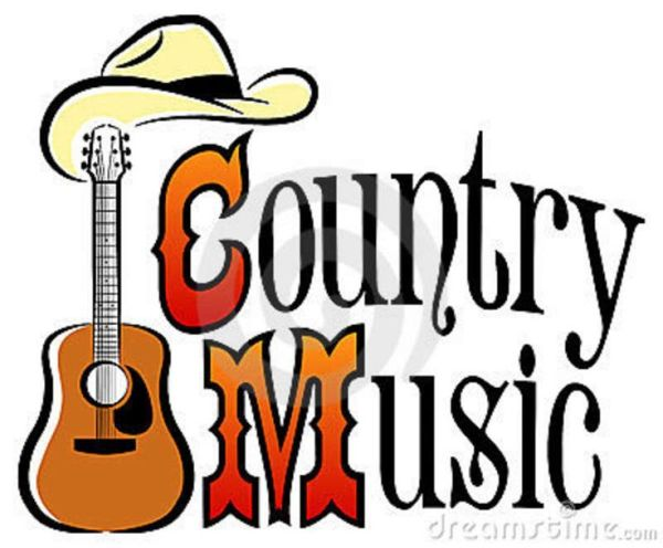 country music clipart free logo-type