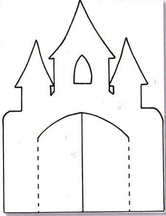 25+ best ideas about Castle Crafts on Pinterest