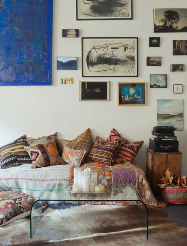17 Best images about boho gypsy hippie decor on Pinterest  Peacock chair Bohemian living