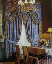 25+ best ideas about Victorian Window Treatments on ...