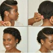 3 corporate hairstyles 4c naturals