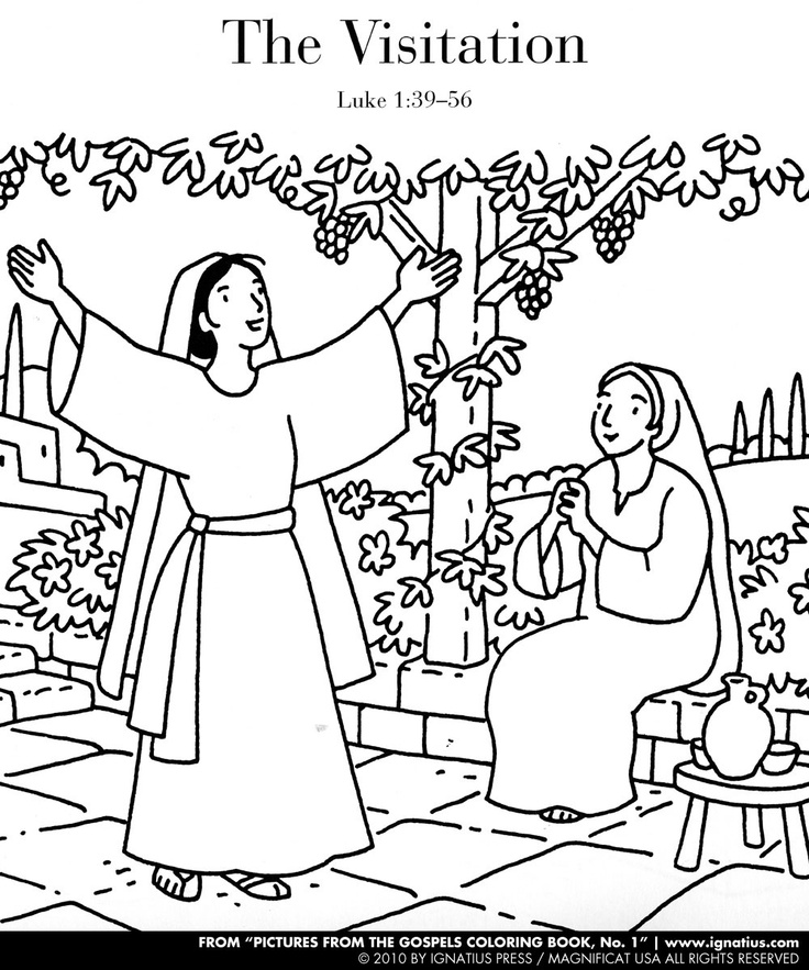 A coloring page from the book,